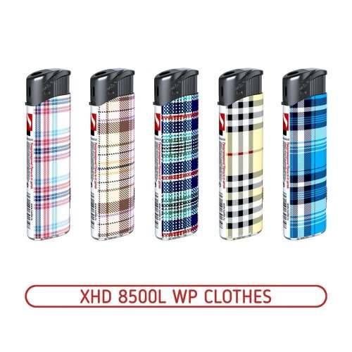 Зажигалка XHD 8500L WP Clothes